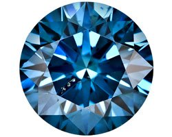 الماس آبی Blue Diamond