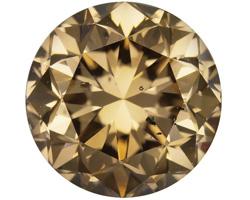 الماس قهوه ای Brown Diamond