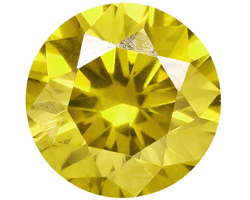 الماس زرد Yellow diamond